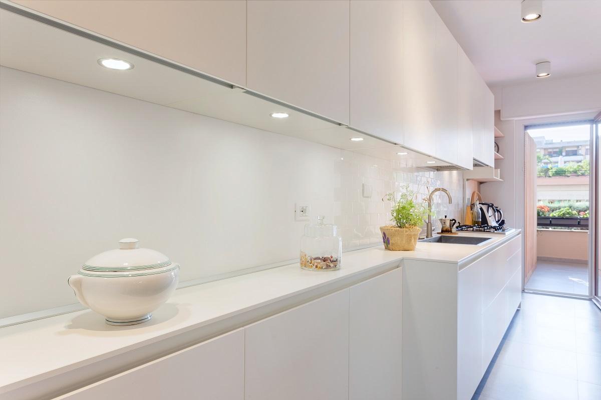 Cucina casa privata (arch. Federici Francesca)