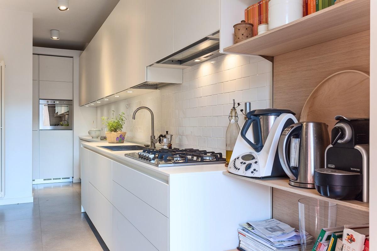 Cucina casa privata 2 (arch. Federici Francesca)